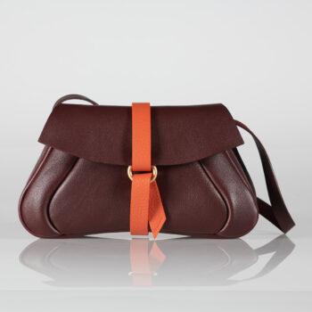 pochette sac cuir de luxe maroquinerie fabrique en france