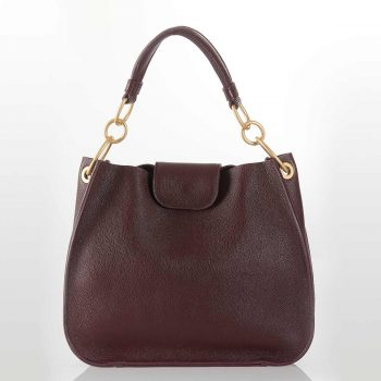 luxury leather bag