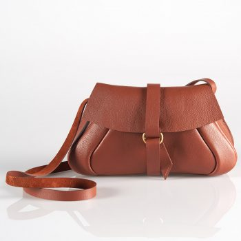 sac bandoulière cuir luxe